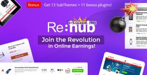 REHub v14.9.4.4 – Price Comparison, Business Community