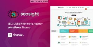 Seosight v5.1.1 – SEO Digital Marketing Agency Theme
