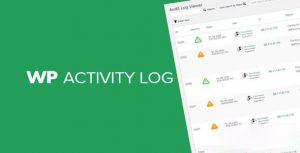WP Activity Log (Premium) v4.2.1
