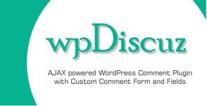 wpDiscuz v7.2.0 + Premium Addons – Updated