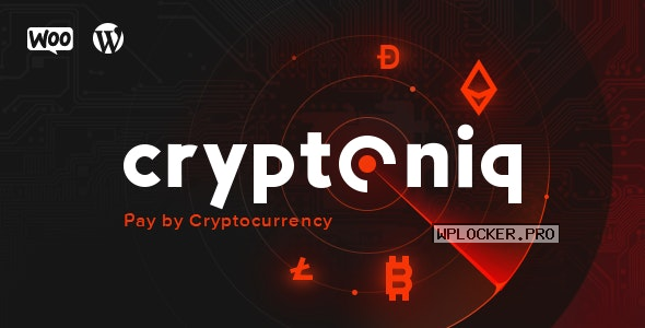Cryptoniq v1.9.1 – Cryptocurrency Payment Plugin for WordPress nulled