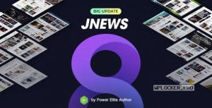 JNews v8.0.3 – WordPress Newspaper Magazine Blog AMP