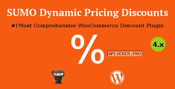 SUMO WooCommerce Dynamic Pricing Discounts v5.4