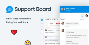 Support Board v3.2.4 – Chat WordPress Plugin – Chat & Support