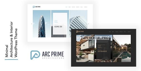 Arc Prime v1.0 – Architecture WordPress Theme