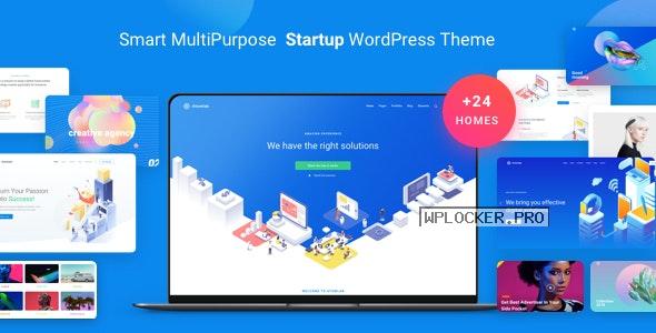 Atomlab v1.9.1 – Multi-Purpose Startup WordPress Theme