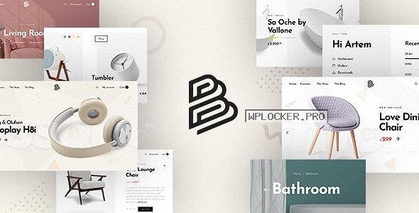 Barberry v2.9.3 – Modern WooCommerce Theme