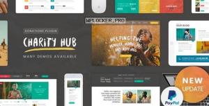 Charity Foundation v2.2 – Charity Hub WP Theme
