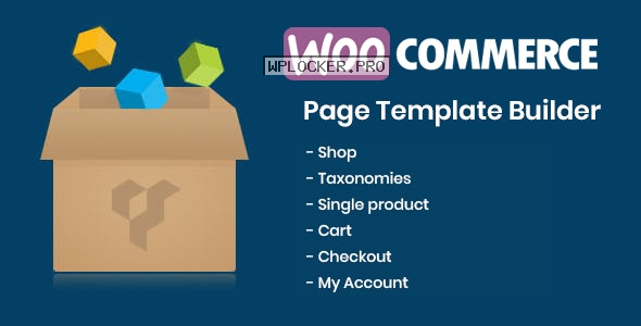 DHWCPage v5.2.18 – WooCommerce Page Template Builder