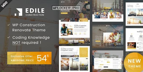Edile v1.7 – Construction WP