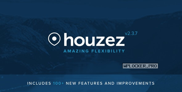 Houzez v2.3.7 – Real Estate WordPress Theme