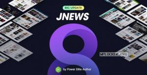 JNews v8.0.4 – WordPress Newspaper Magazine Blog AMP nulled