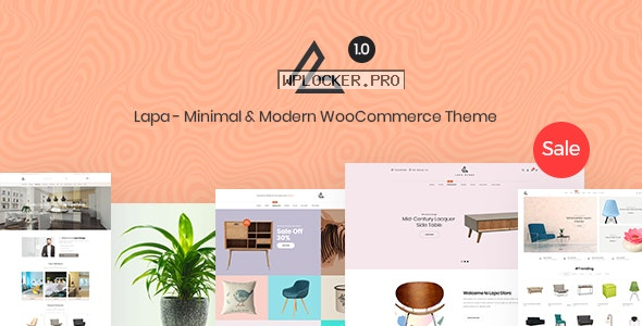 Lapa v1.1.5 – Minimal & Modern WooCommerce Theme