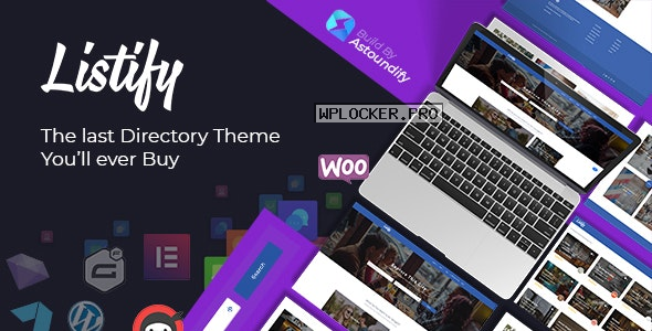 Listify v2.14.1 – WordPress Directory Theme
