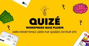 Quizé v4.1.7 – A Quiz Plugin To Triple Your Ad Revenue