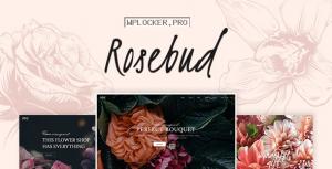 Rosebud v1.5 – Flower Shop and Florist WordPress Theme