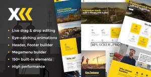 Samatex v3.1 – Industrial WordPress Theme + Woocommerce