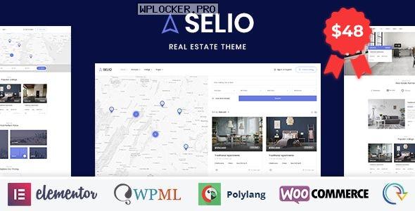 Selio v1.4 – Real Estate Directory