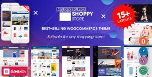ShoppyStore v3.7.1 – WooCommerce WordPress Theme