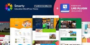Smarty v3.4.7 – Education WordPress Theme for Kindergarten nulled