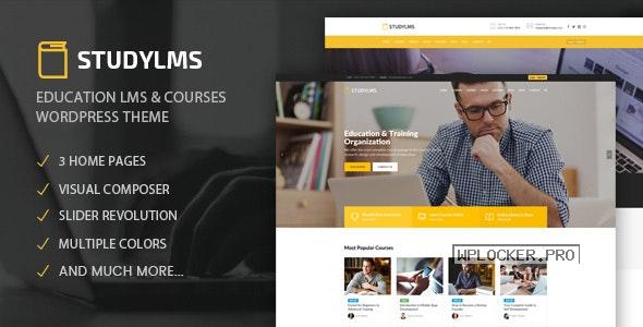 Studylms v1.20 – Education LMS & Courses Theme
