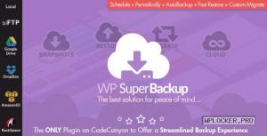 Super Backup & Clone v2.3 – Migrate for WordPress
