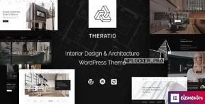 Theratio v1.1.5 – Architecture & Interior Design Elementor
