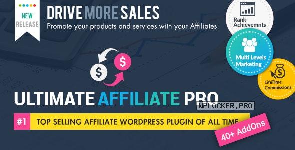 Ultimate Affiliate Pro WordPress Plugin v7.0.3 nulled