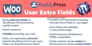 User Extra Fields v15.3