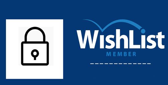 WishList Member v3.11.7691 – Membership Site in WordPress