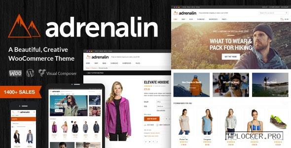 Adrenalin v2.1.0 – Multi-Purpose WooCommerce Theme