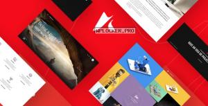 Anchord v3.0.0 – Creative Agency Portfolio and Freelancer WordPress Theme