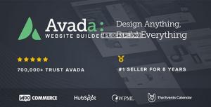 Avada v7.4.1 – Responsive Multi-Purpose Theme NULLED