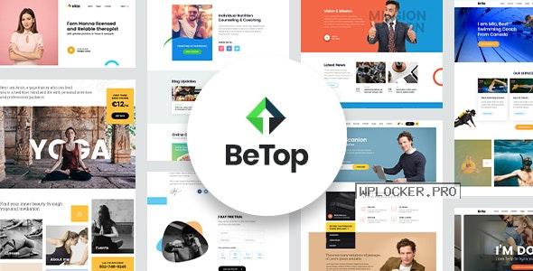 BeTop v1.1.0 – Coaching & Speaker WordPress Theme