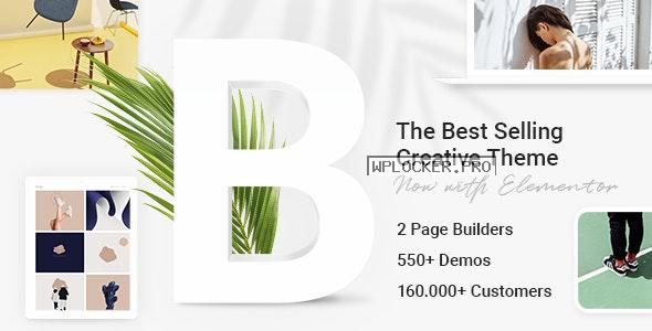 Bridge v26.5 – Creative Multi-Purpose WordPress Theme