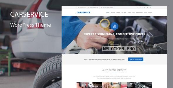Car Service v6.4 – Mechanic Auto Shop WordPress Theme