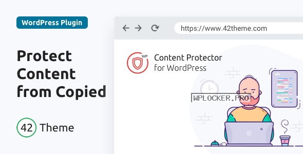 Content Protector for WordPress v1.0.1 – Prevent Your Content from Being Copied