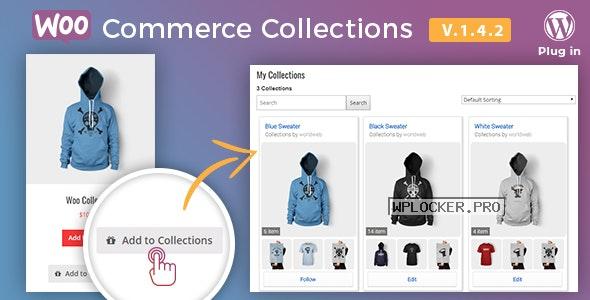 Docket v1.4.2 – WooCommerce Collections / Wishlist / Watchlist – WordPress Plugin
