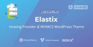Elastix v1.0 – Hosting Provider & WHMCS WordPress Theme