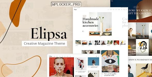 Elipsa v1.2 – Creative Magazine Theme