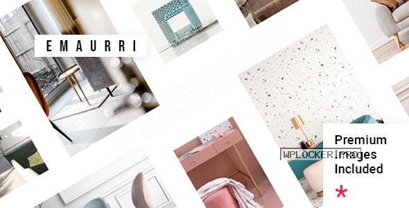 Emaurri v1.2 – Architecture and Interior Design Theme