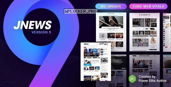 JNews v9.0.0 – WordPress Newspaper Magazine Blog AMP