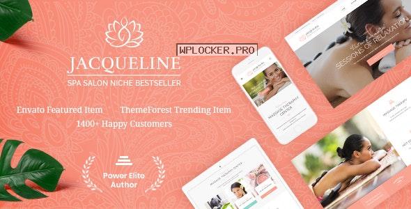 Jacqueline v1.6.5 – Spa & Massage Salon Beauty WordPress Theme