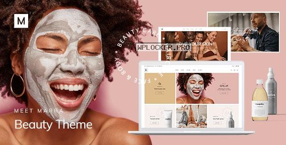 Marra v1.1 – Beauty WordPress Theme