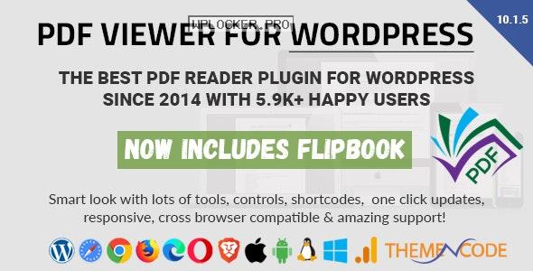 PDF viewer for WordPress v10.1.5
