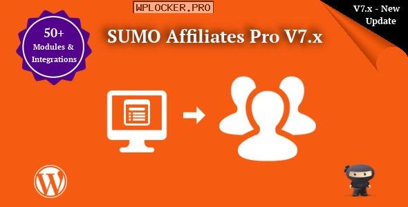 SUMO Affiliates Pro v7.5 – WordPress Affiliate Plugin