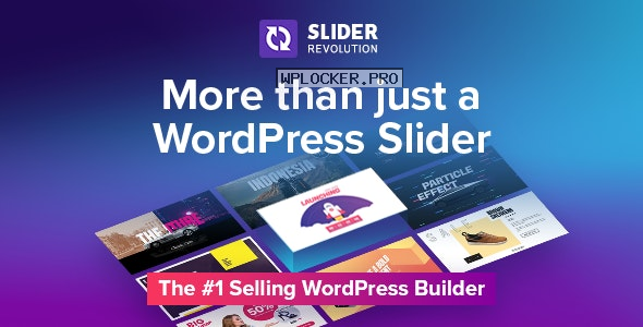 Slider Revolution v6.5.3 + Addons