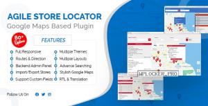 Store Locator (Google Maps) For WordPress v4.6.3.2