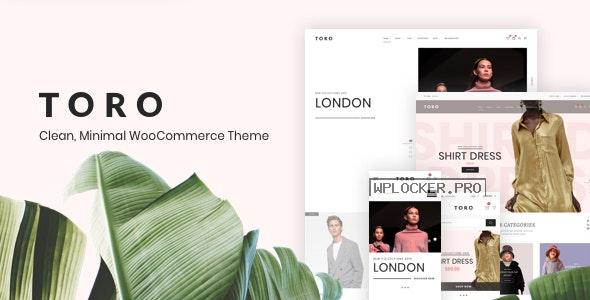 Toro v1.2.0 – Clean, Minimal WooCommerce Theme