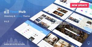 TownHub v1.6.0.1 – Directory & Listing WordPress Theme